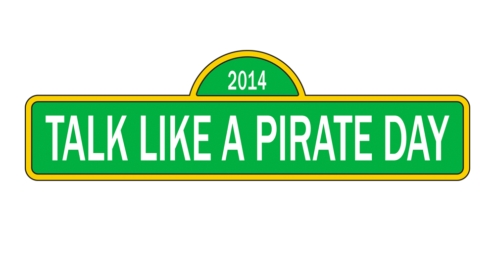 2014 - Front - Mixing muppets and pirates? Why not!