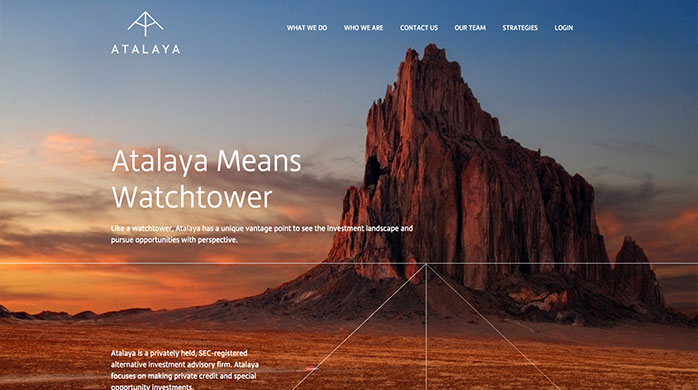 Atalaya Capital Management LP