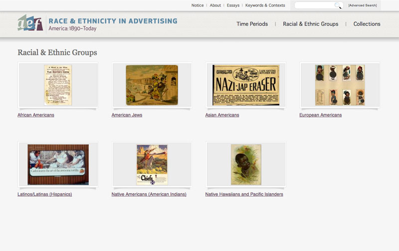 race ethnicity in advertising america today animus rex  race ethnicity in advertising america 1890 today