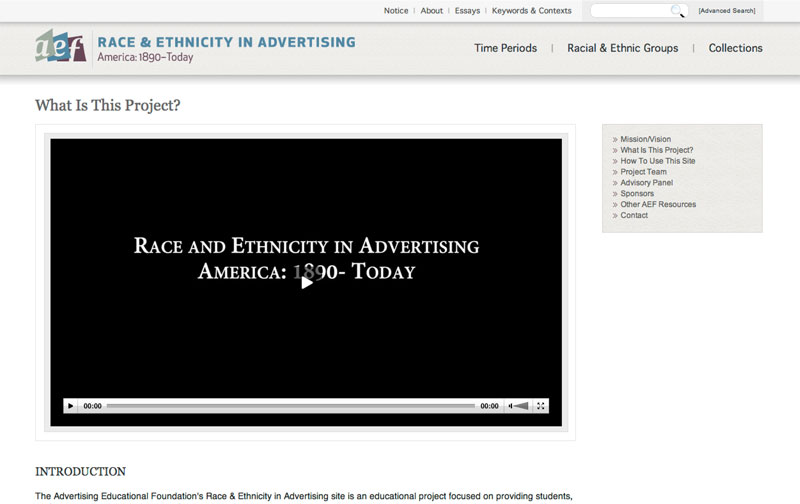ethnicity media essay News about race and ethnicity, including commentary and archival articles published in the new york times.