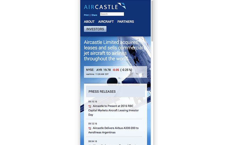 Aircastle Limited