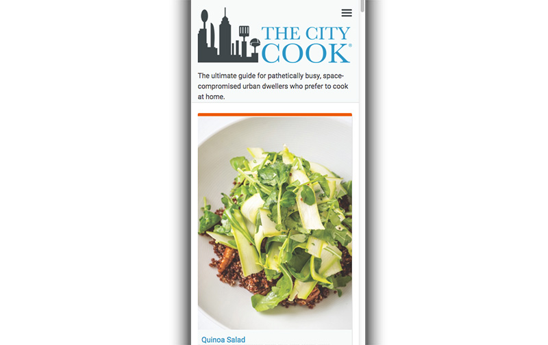 The City Cook